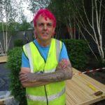 Alan Gardner RHS Chelsea 2015 Garden Designer