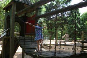playground at Grimsthorpe
