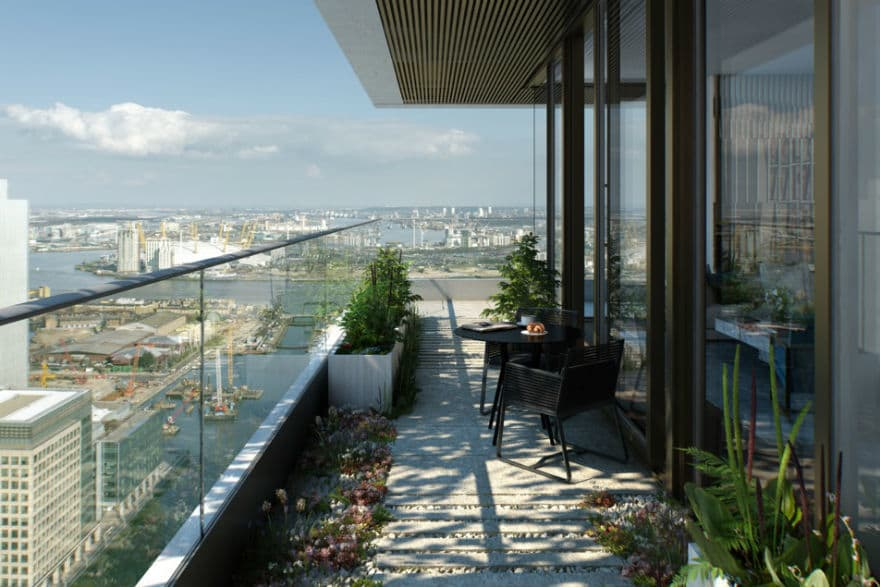 Wardian London by EcoWorld Ballymore