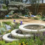 Royal Bank of Canada's RHS Chelsea Flower Show 2015 is being relocated on the Isle of Wight at Earl Mountbatten Hospice.