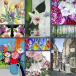 Flower Power Art Exhibition to be opened by Jim Carter