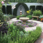 Even the grandest of gardens can inspire the smallest of ideas.