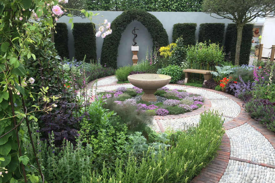 Ideas to take home from chelsea flower show richard jackson 39 s garden Colorado home and garden show