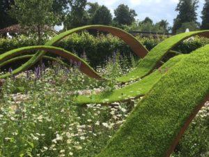 The World Vision Garden
