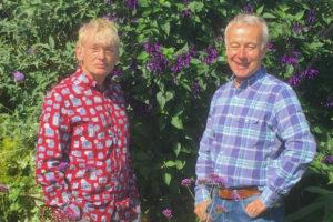 Geoff Stonebanks and Richard Jackson
