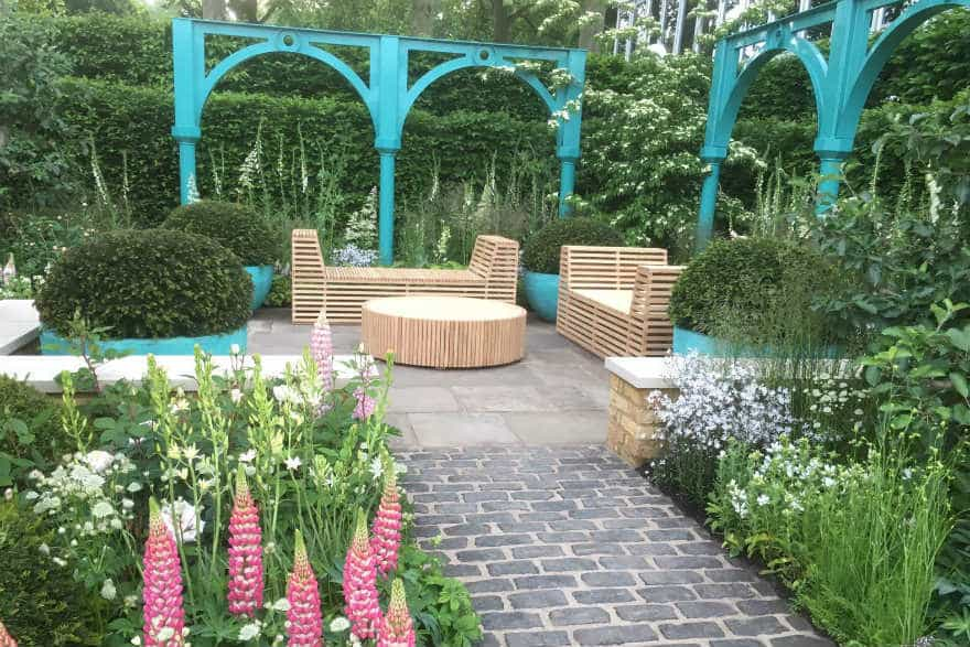 Five great show gardens at chelsea 2017 richard jackson for Chelsea 2017 show gardens