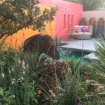 Inland Homes Beneath a Mexican Sky Fresh Garden