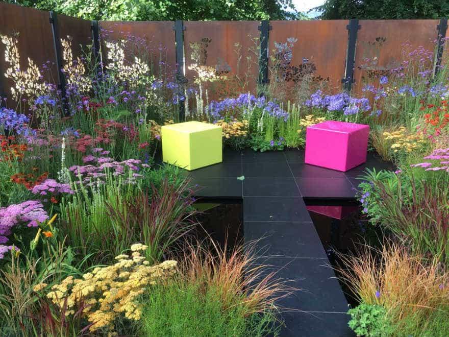 Five Show Gardens ...