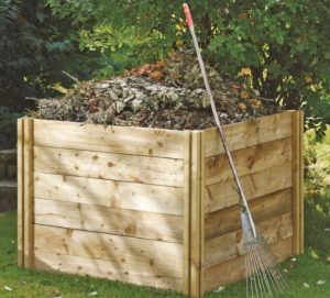 Forest Slot Down Composter