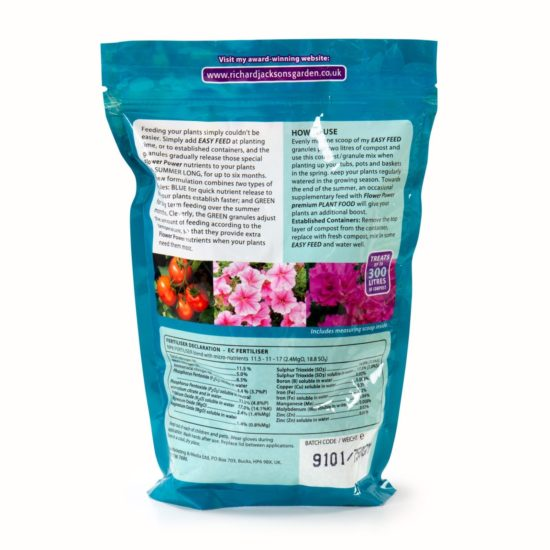 Easy Feed 750g Slow Release Plant Food