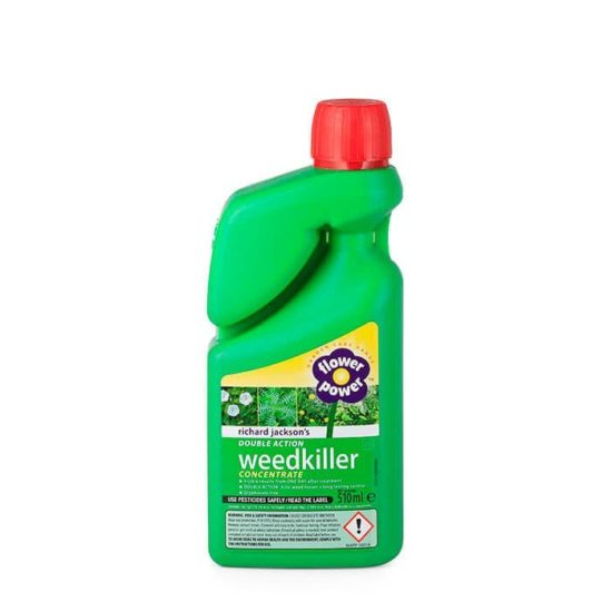 Double Action Weedkiller Concentrate 510ml