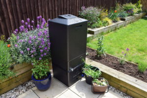 Hotbin composting mini