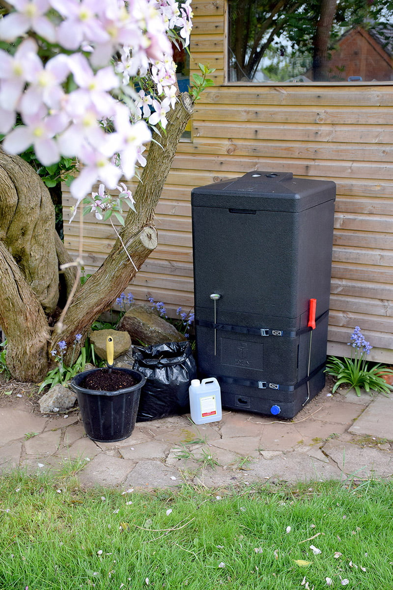 hotbin home composting