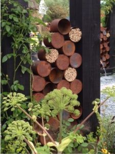 Solitary Bee havens