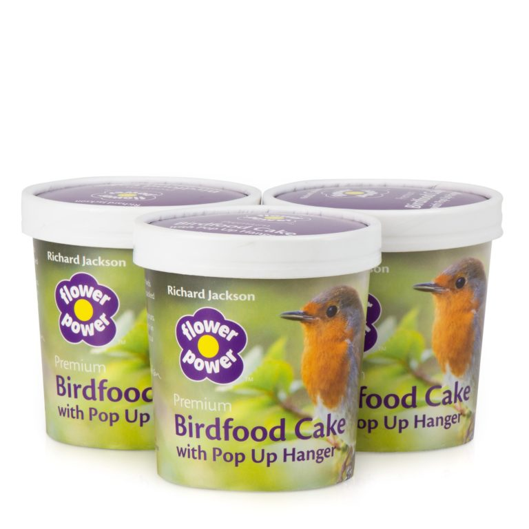 Birdfood Cakes with hangers