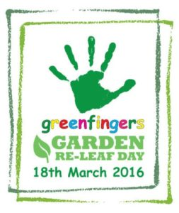 Garden Re-Leaf Day logo