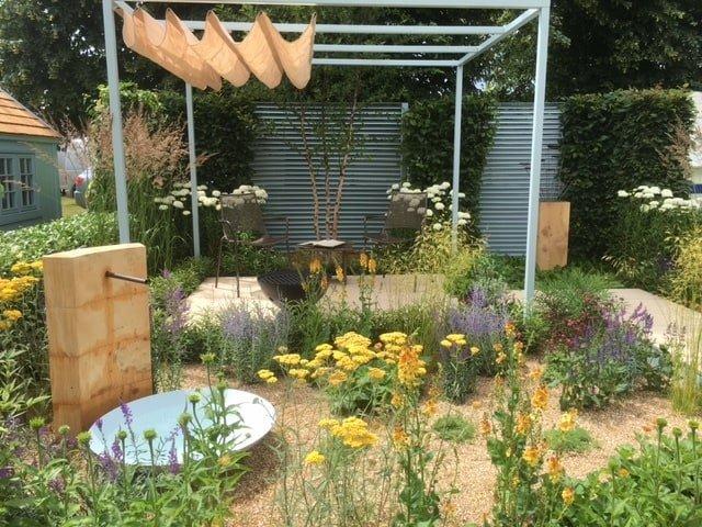 Final5: Retreat Garden