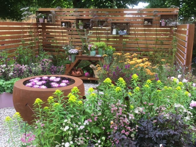 Katie's Lymphoedema Fund: Katie's Garden