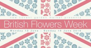 British Flowers Week logo