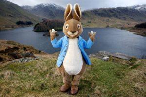 Peter Rabbit Lake District Easter Egg Hunt
