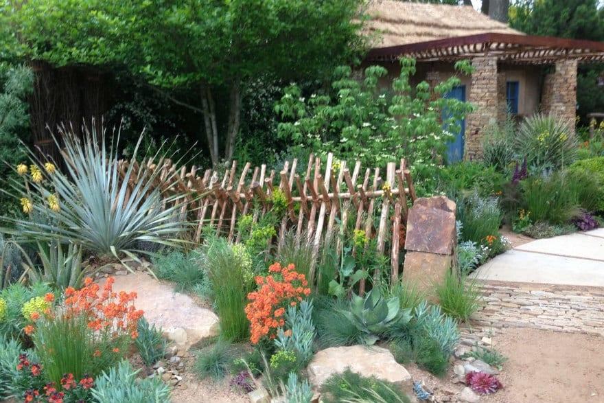 Sentebale garden
