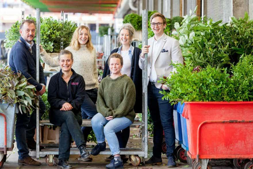 The 5 Flower Market Florists 2016