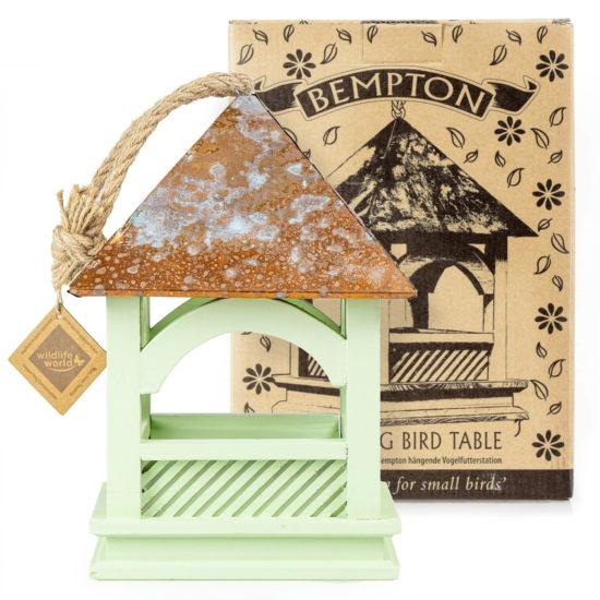 Wildlife world Bemption bird feeder and box