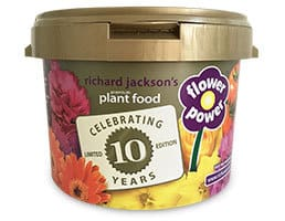 Richard Jackson's Flower Power - 10 Year Anniversary