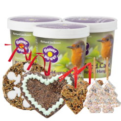 Hanging Bird Treat Collection Bundle