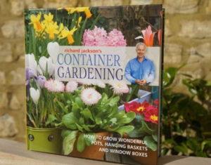 Richard Jackson's Container Gardening Book.