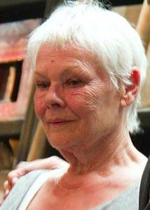 Dame Judy Dench