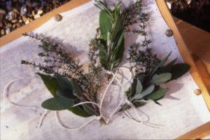 herb bundles for gifts