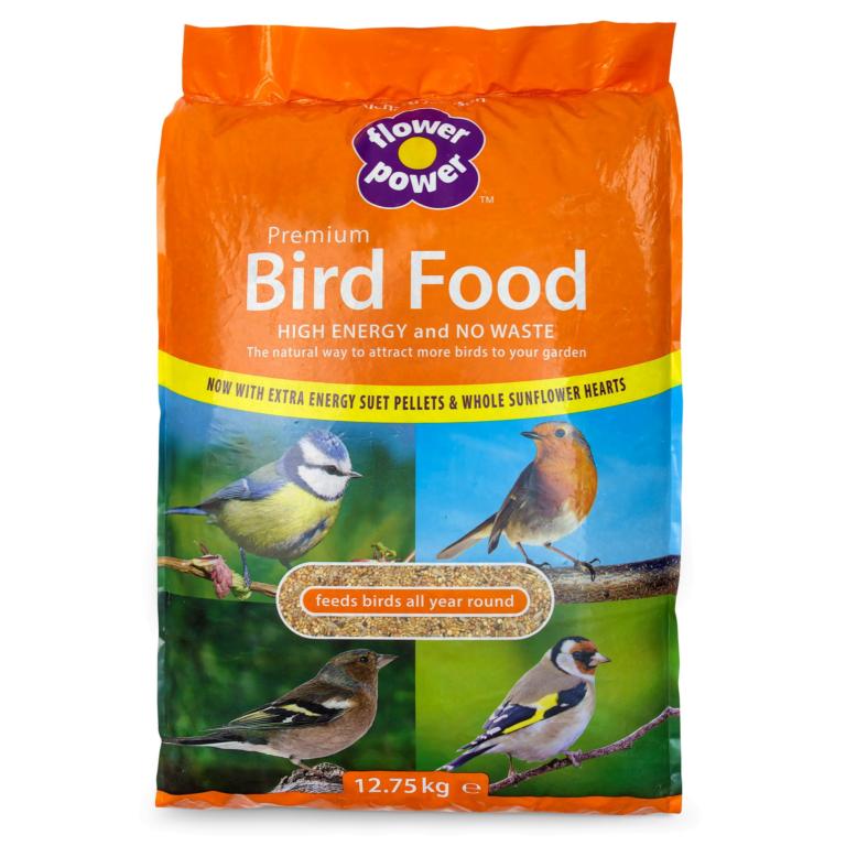 12.75kg Premium Bird Food