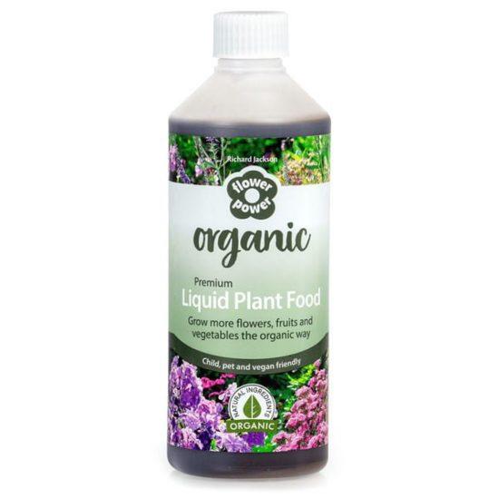 Richard Jackson Flower Power Organic Plant Food
