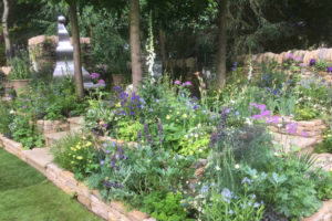 The Poetry Lover's Garden