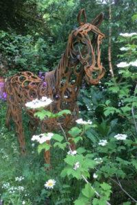 The World Horse Welfare Garden