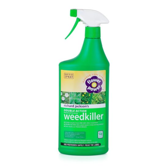 richard jackson double action weedkiller 1 litre ready to use