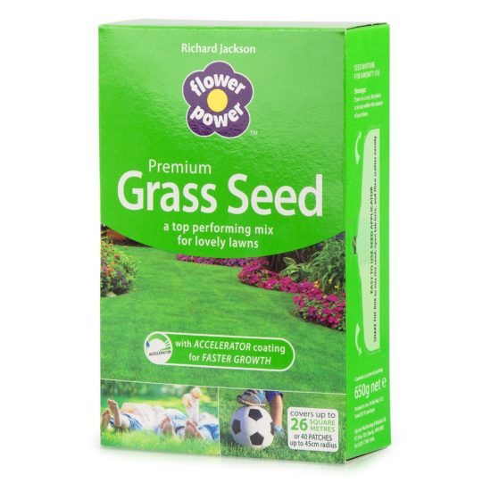 Triple Use Grass Seed 650g