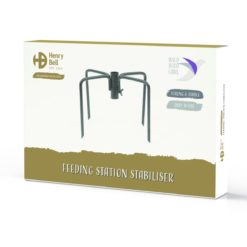 Henry Bell bird feeding station stabiliser in box