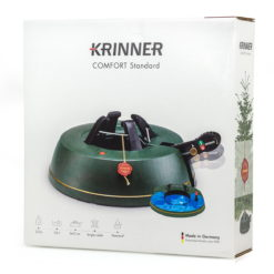 Krinner christmas tree stand in box