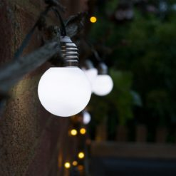 Solar Festoon Lights