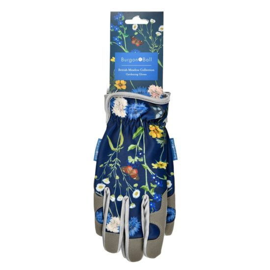 Burgon & Ball British Meadow Collection gloves with tag