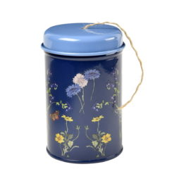 Burgon & Ball British Meadow Collection Twine Tin front