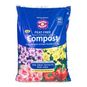Flower Power Peat Free Compost