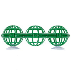BasketBall Suet Ball Window Feeder