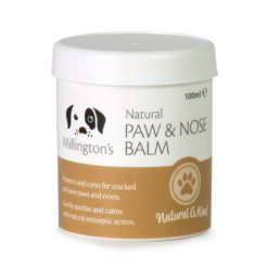 Millingtons Paw & Nose Balm pot front