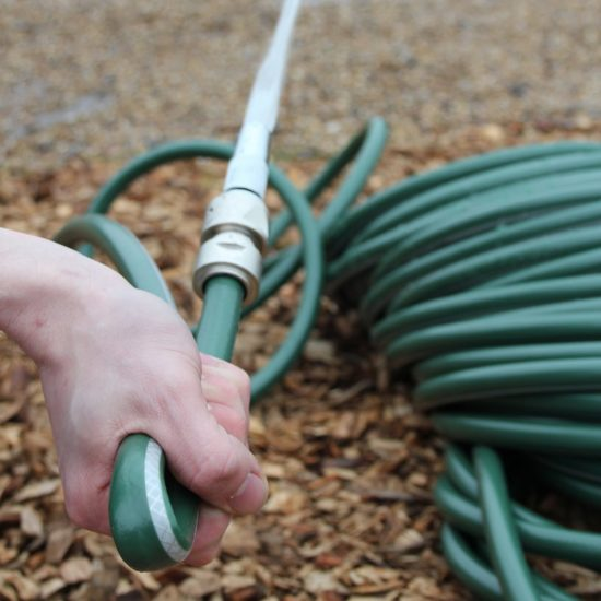 50m everflow hose with hand clenching hose