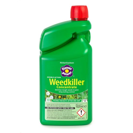 Richard Jackson Double Action Weedkiller Concentrate 1020ml