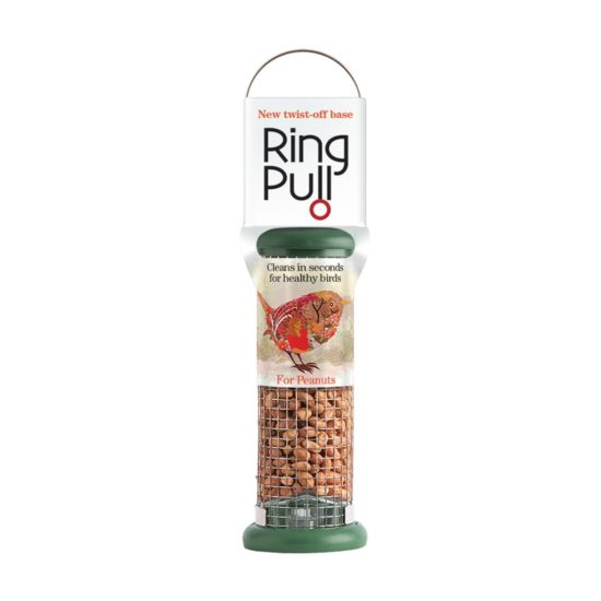 Jacobi Jayne Ring Pull Peanut Feeder small with packaging