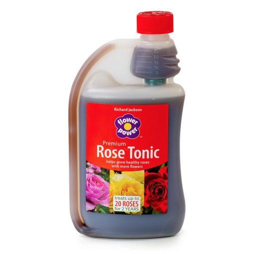 Premium Rose Tonic bottle front